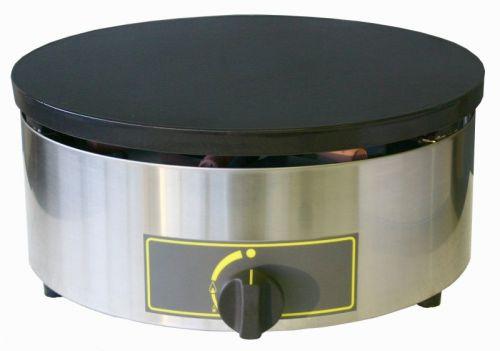 PALAČINKOVA, CFG 400 elektrický profesionální plotna na palačinky ROLLER GRILL,CFG400