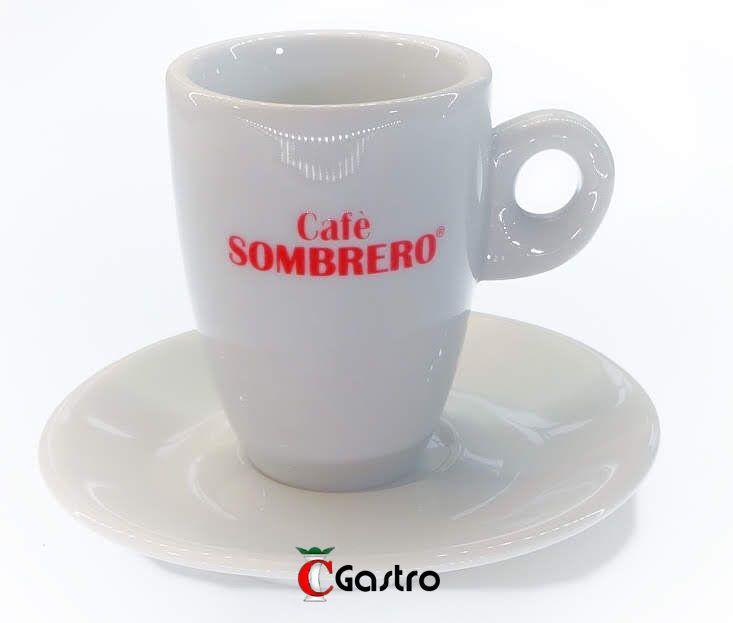 Hrneček na dvojité espresso SOMBRERO