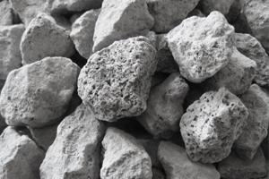 Lávové kameny