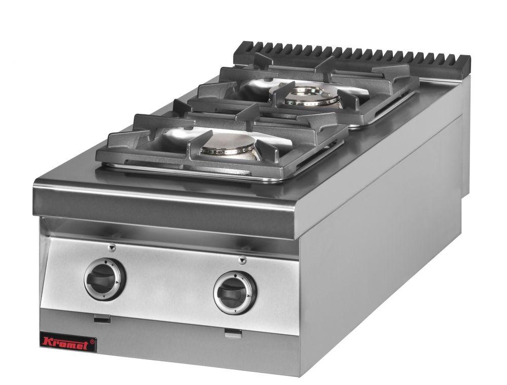 Plynový sporák KROMET 900.KG-2 / hořáků 2