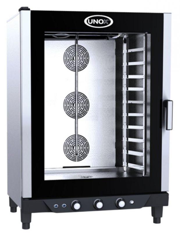 Plynová pekařská pec UNOX XB 813 G manual / roštů 10