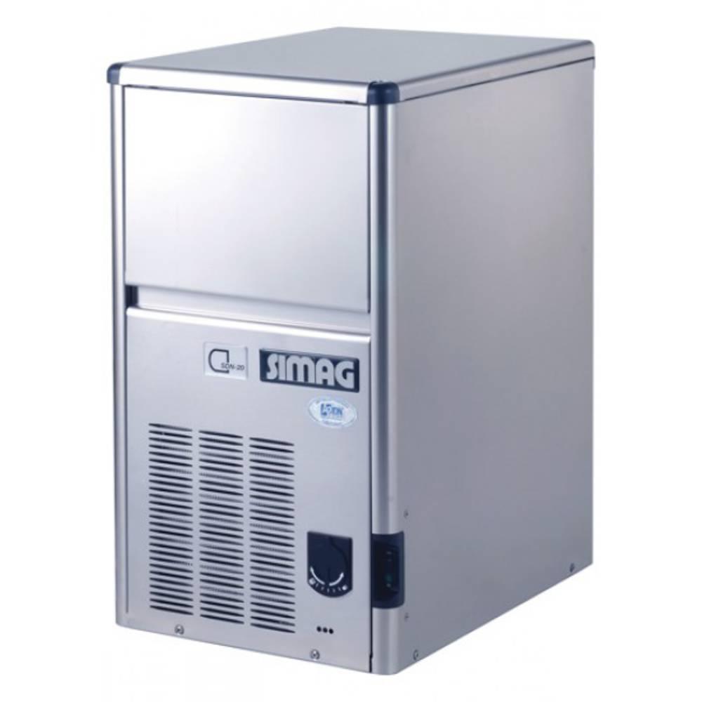 VÝROBNÍK LEDU SDE 18W chlazený vodou SDE18W