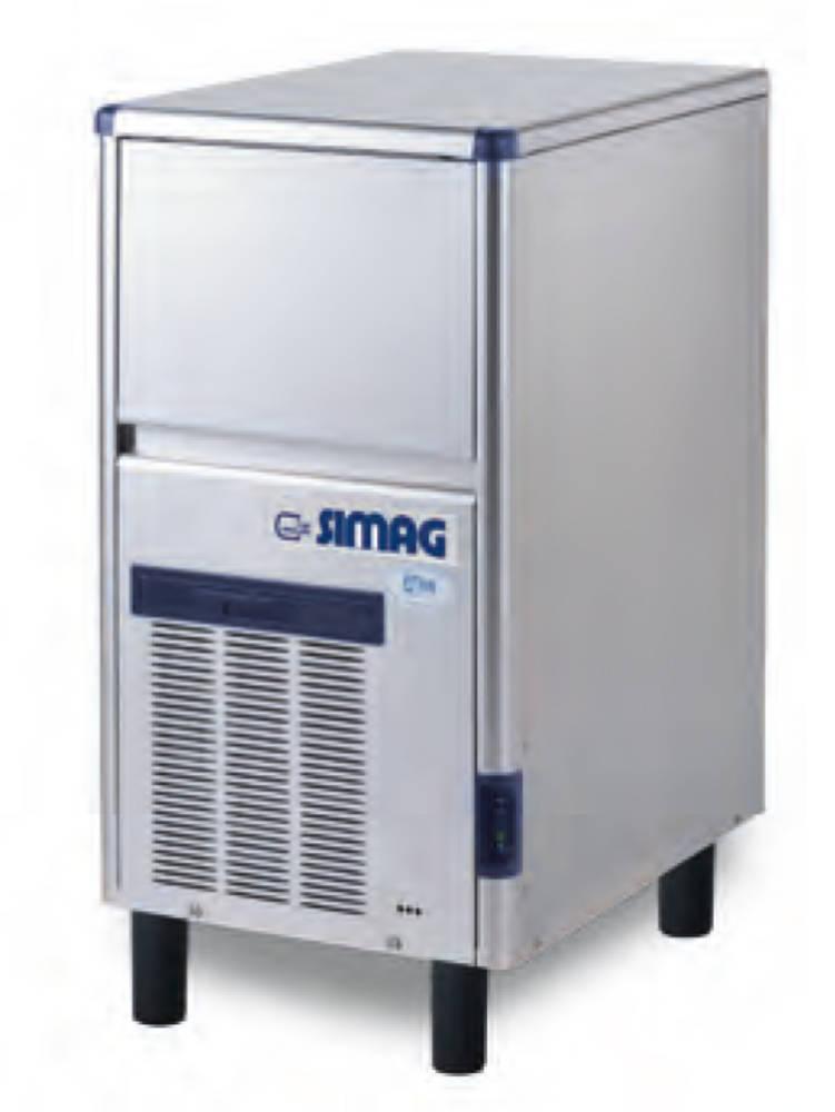 VÝROBNÍK LEDU SDE 30A chlazený vzduchem SDE30A