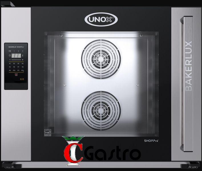 VITTORIA XEFT-06EU-EGRN GO UNOX Pec pekařská UNOX