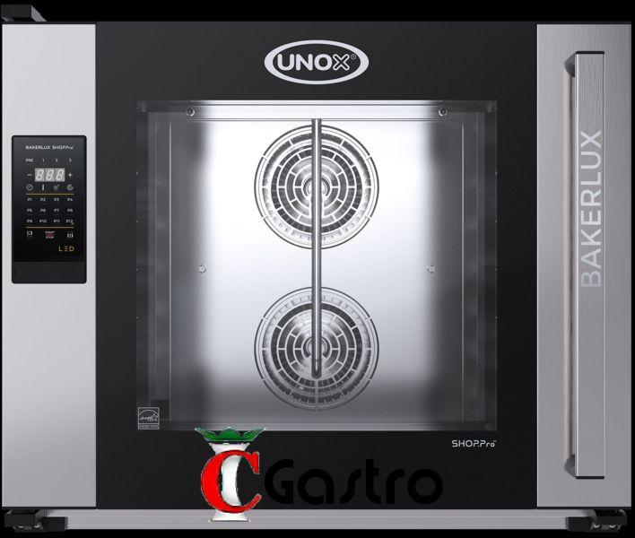 VITTORIA XEFT-06EU-ELRV LED Pec pekařská UNOX