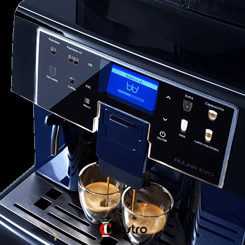 SAECO AULIKA EVO TOP HSC RI kávovar automatický