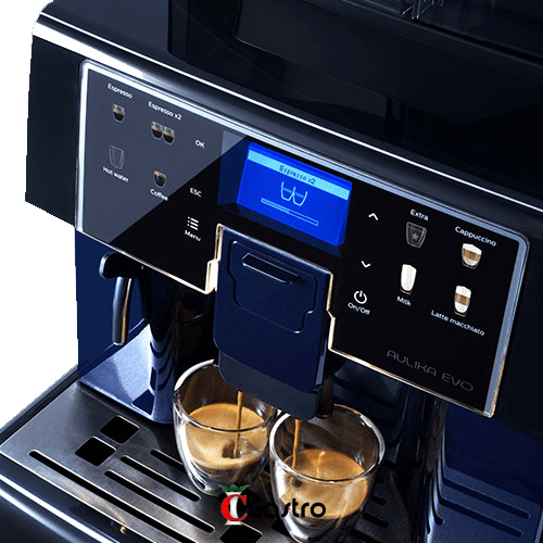 SAECO AULIKA EVO TOP HSC kávovar automatický