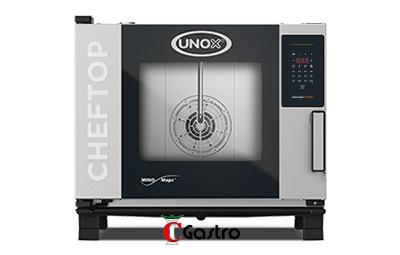 UNOX XEVC-0511-EZRM-LP ZERO 5x GN 1/1 elektrický konvektomat