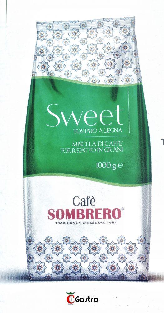 káva SWEET SOMBRERO
